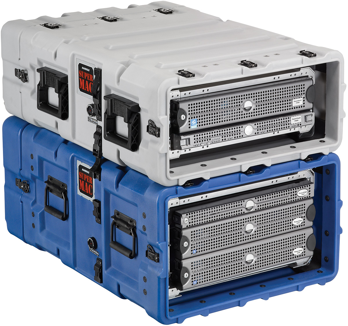 pelican supermac rack mount hard cases