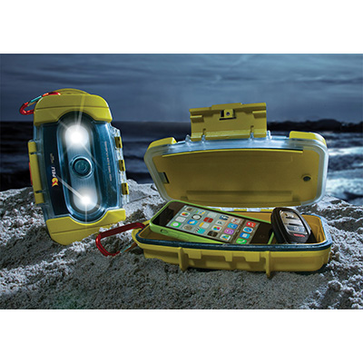 peli 9000 beach wateproof light case