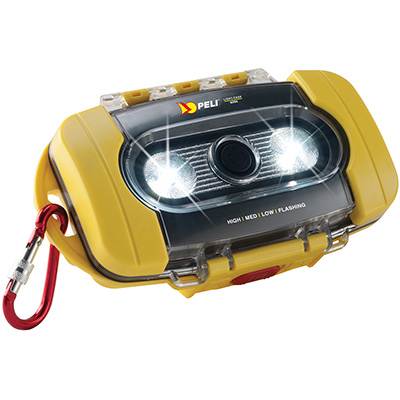pelican 9000 watertight case protection light