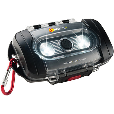 peli 9000 watertight led light case