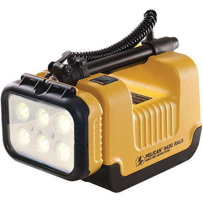 pelican 9430 rals personal led spot light