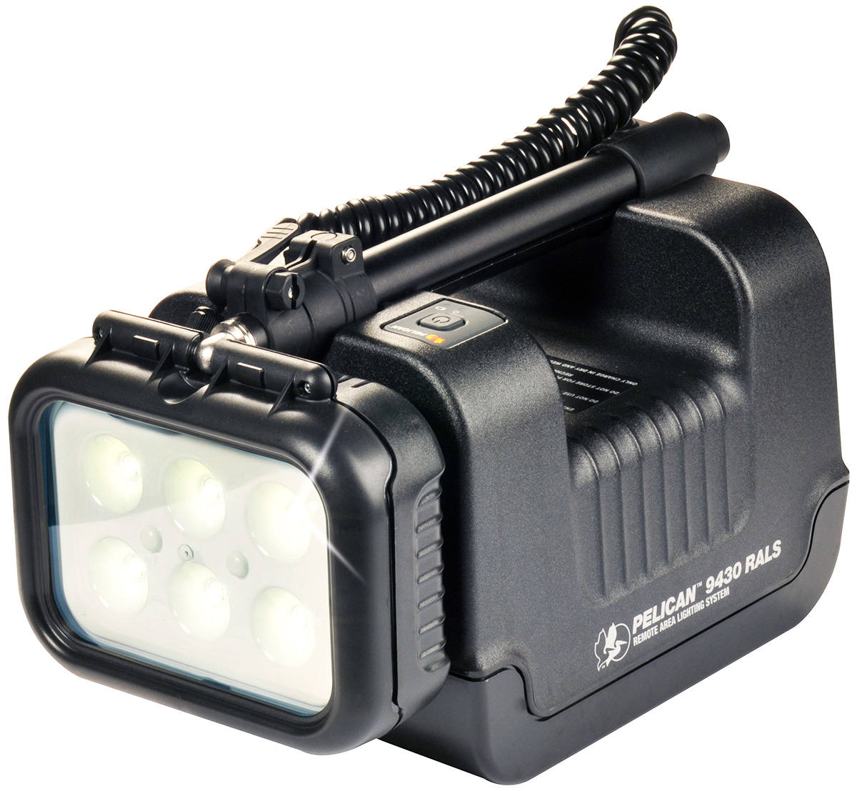 pelican peli products 9430 portable work emergency led light