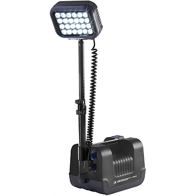 pelican 9430sl 9430 high lumens portable spot light