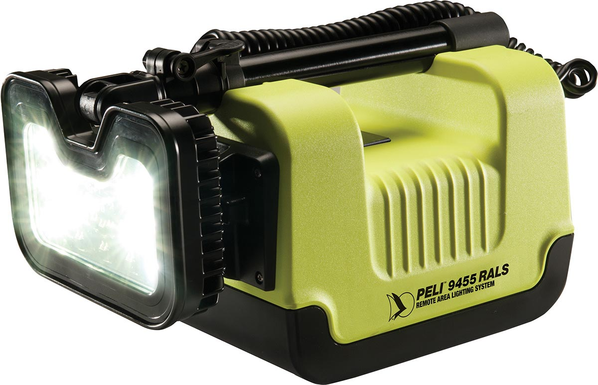 peli 9455 safety rals area light 9455z0
