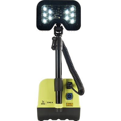 peli 9455 safety lights atex area light