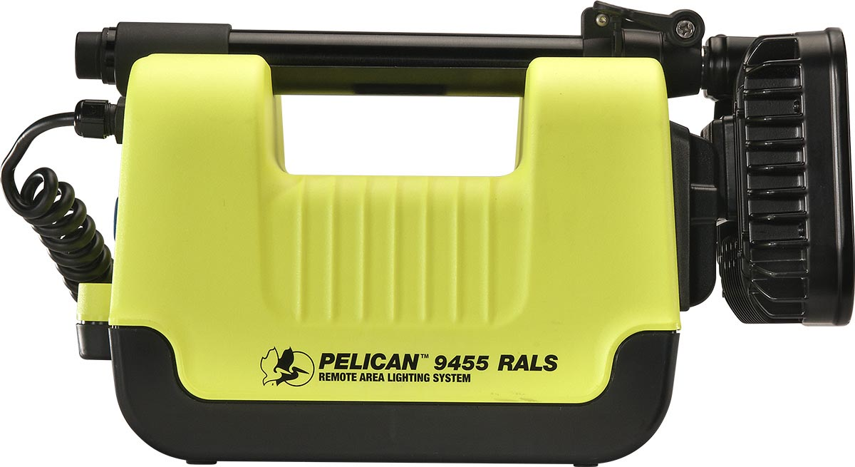 pelican 9455 rals class div safety light led