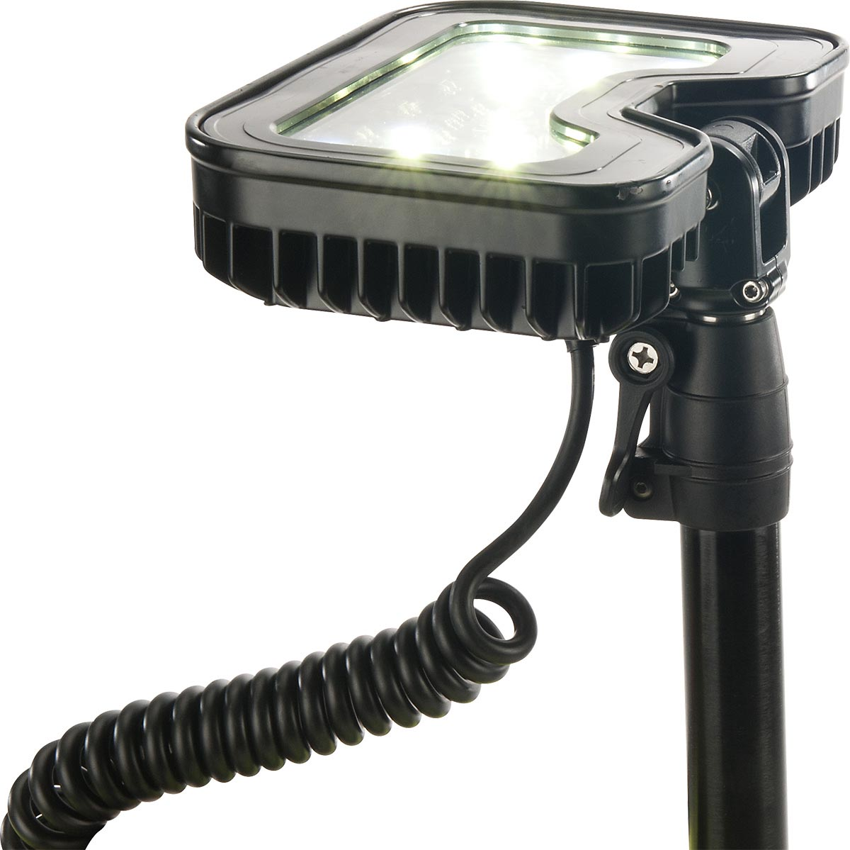 pelican safety certified led area light rals