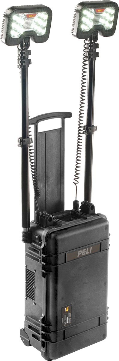 peli 9460 bright led work light case