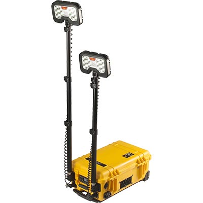 peli products 9460 led remore area light