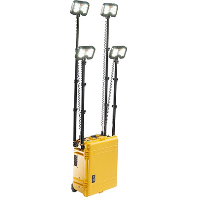 peli 9470 led portable work light tower