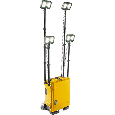 peli 9470m remote power worksite light