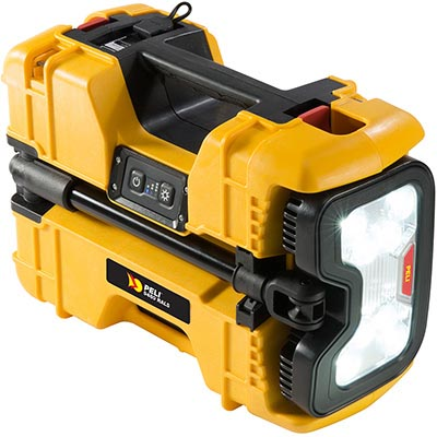 peli 9480 battery powered portable spot light