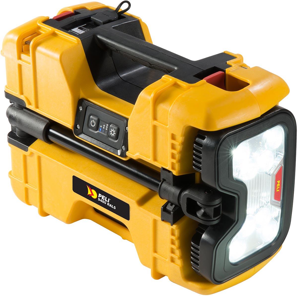 peli 9480 battery powered portable spot light
