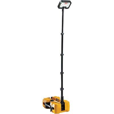 peli 9490 battery powered portable spot lamp
