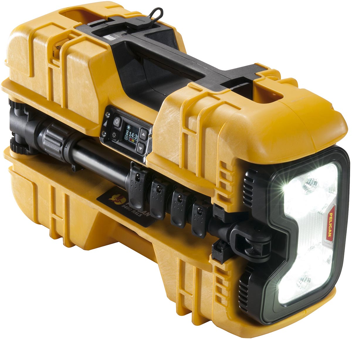 pelican brightest lumens portable spotlight