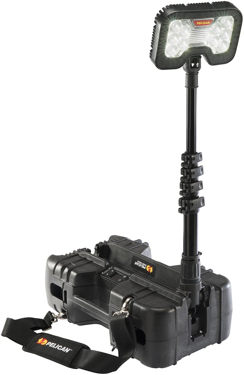 pelican peli products 9490 wireless industrial led work light