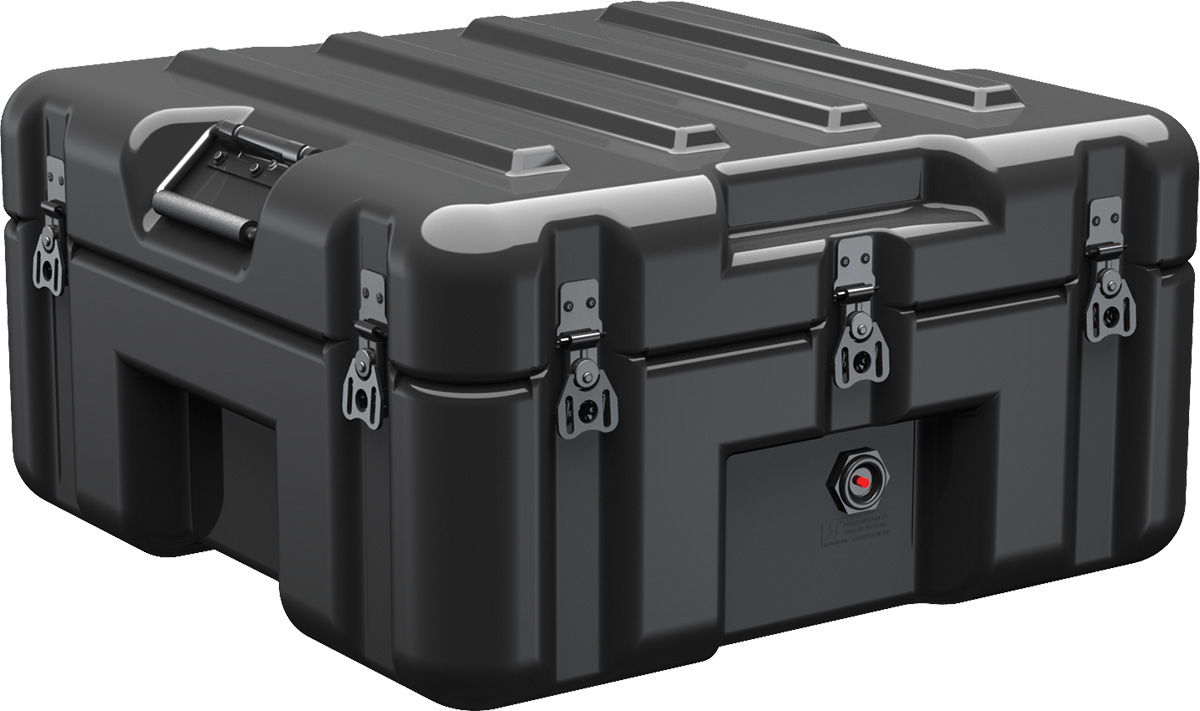 pelican al1818-0603 single lid case