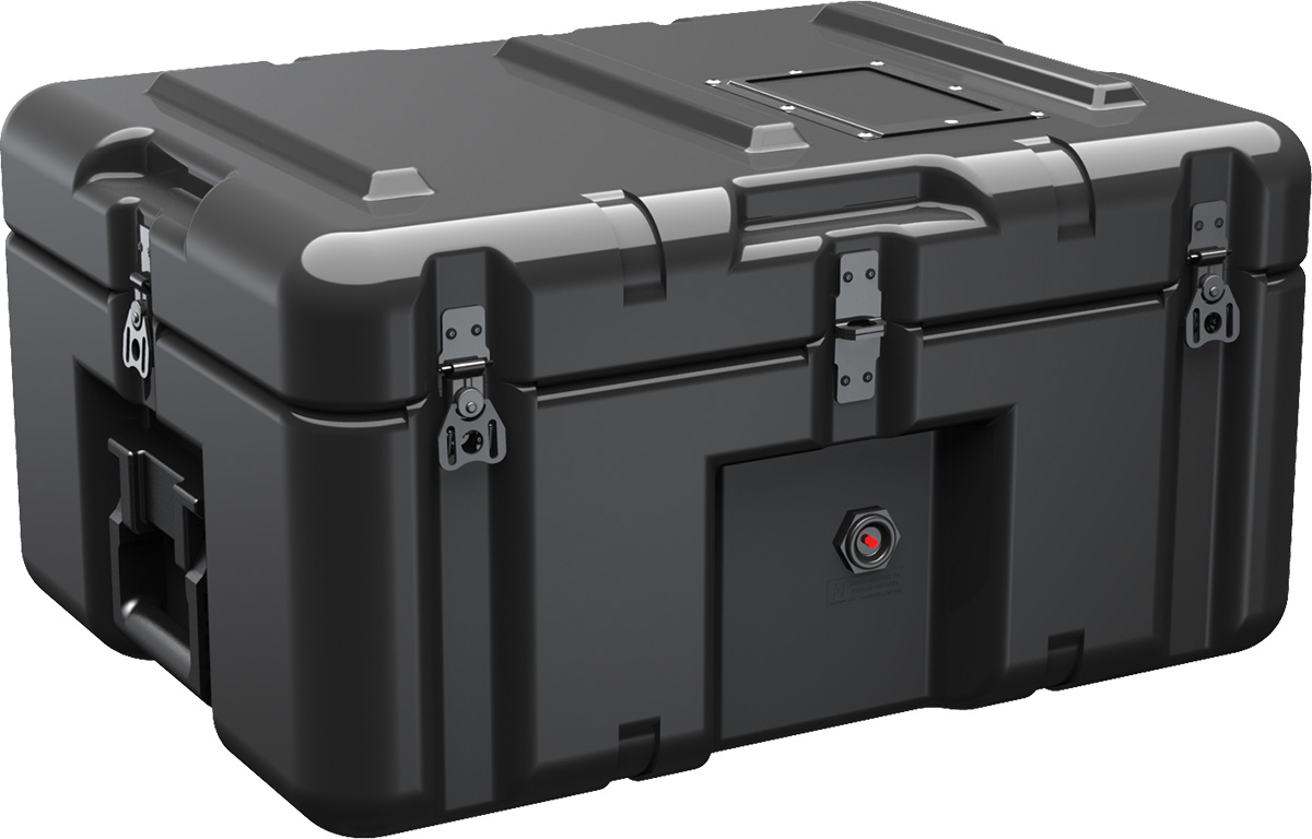 pelican al2216-0803 single lid case