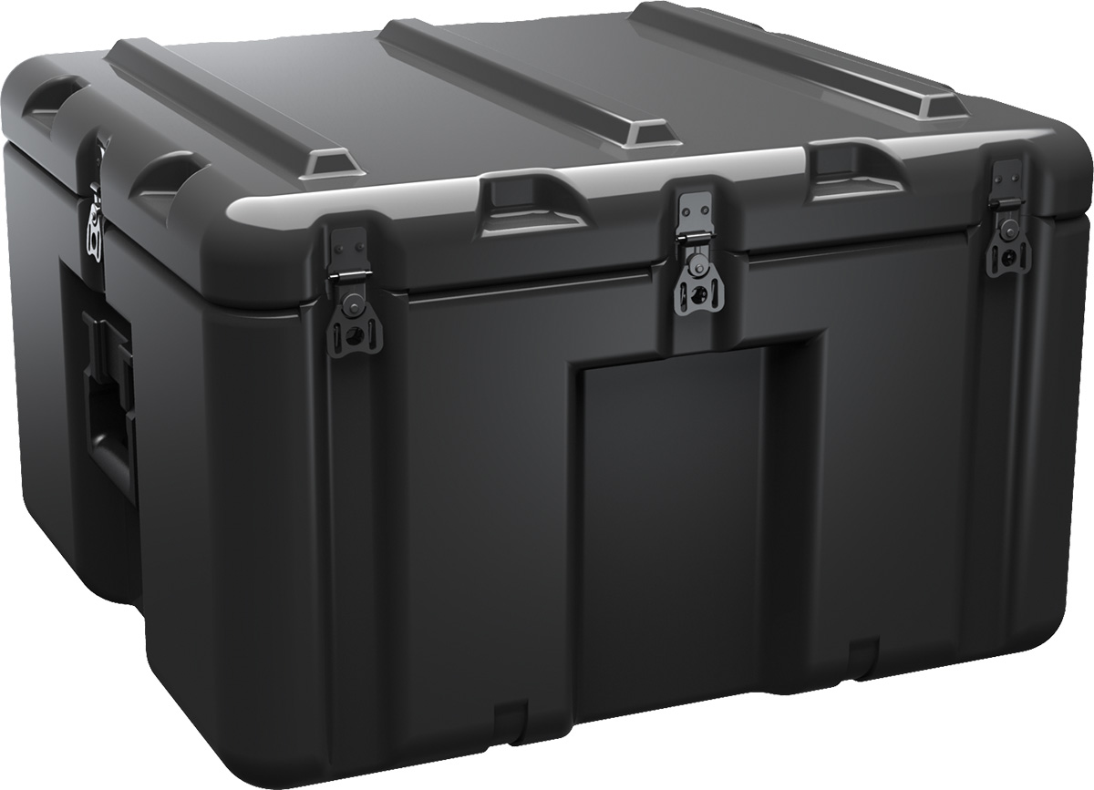 pelican al2221-1202 single lid case