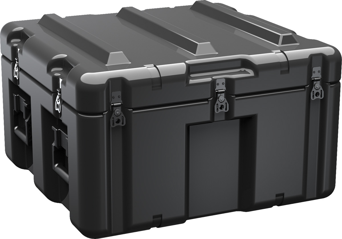 pelican al2423-1103 single lid case