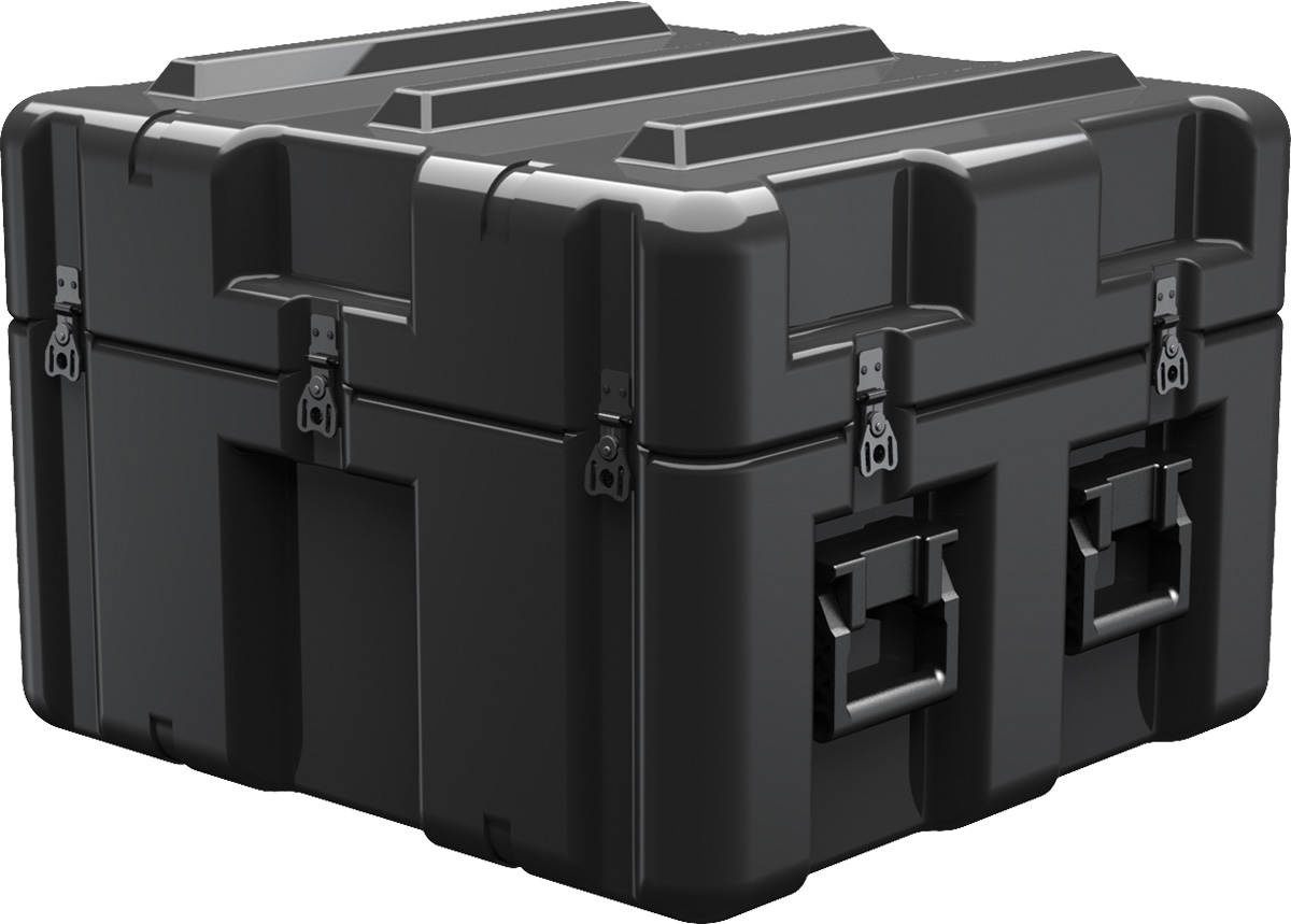 pelican al2423-1111 single lid case