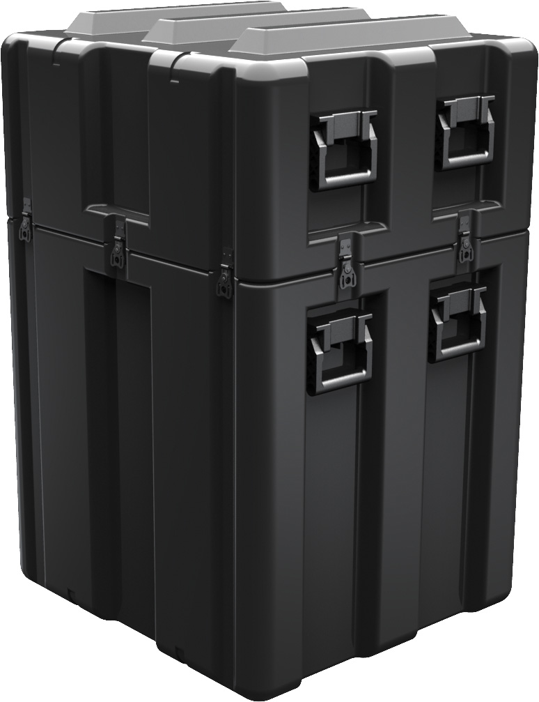 pelican al2624-2713 single lid case