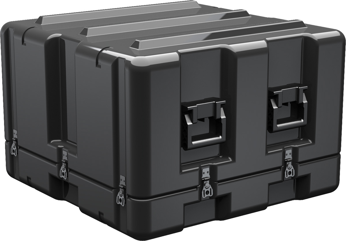 pelican al2727 0414 single lid case
