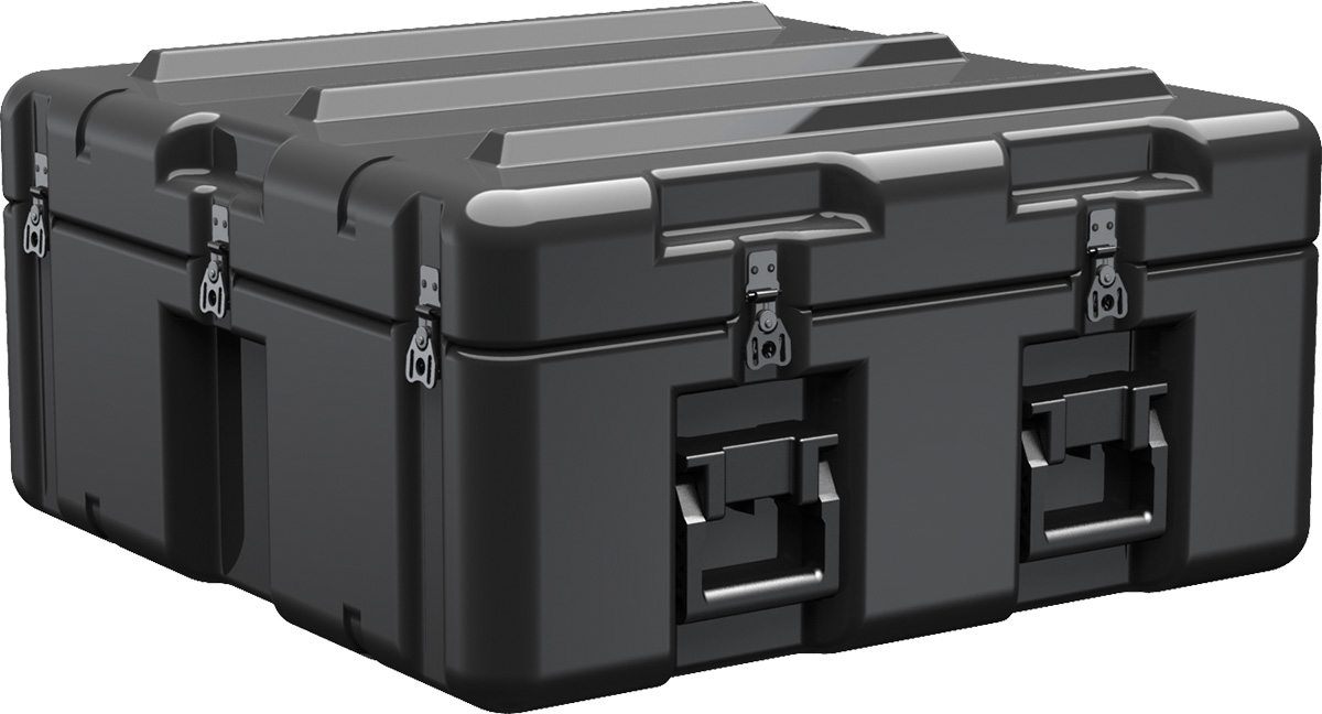 pelican al2727 0904 single lid case