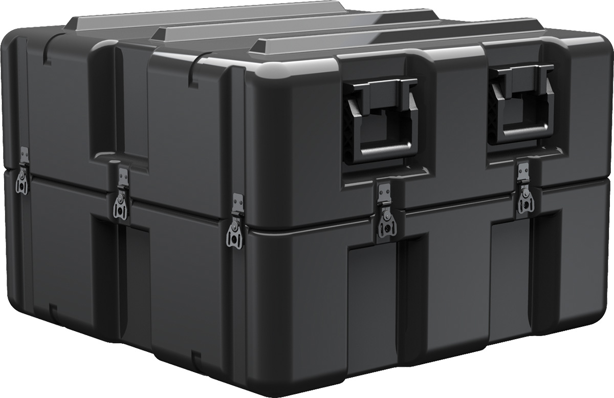 pelican al2727-0909 single lid case