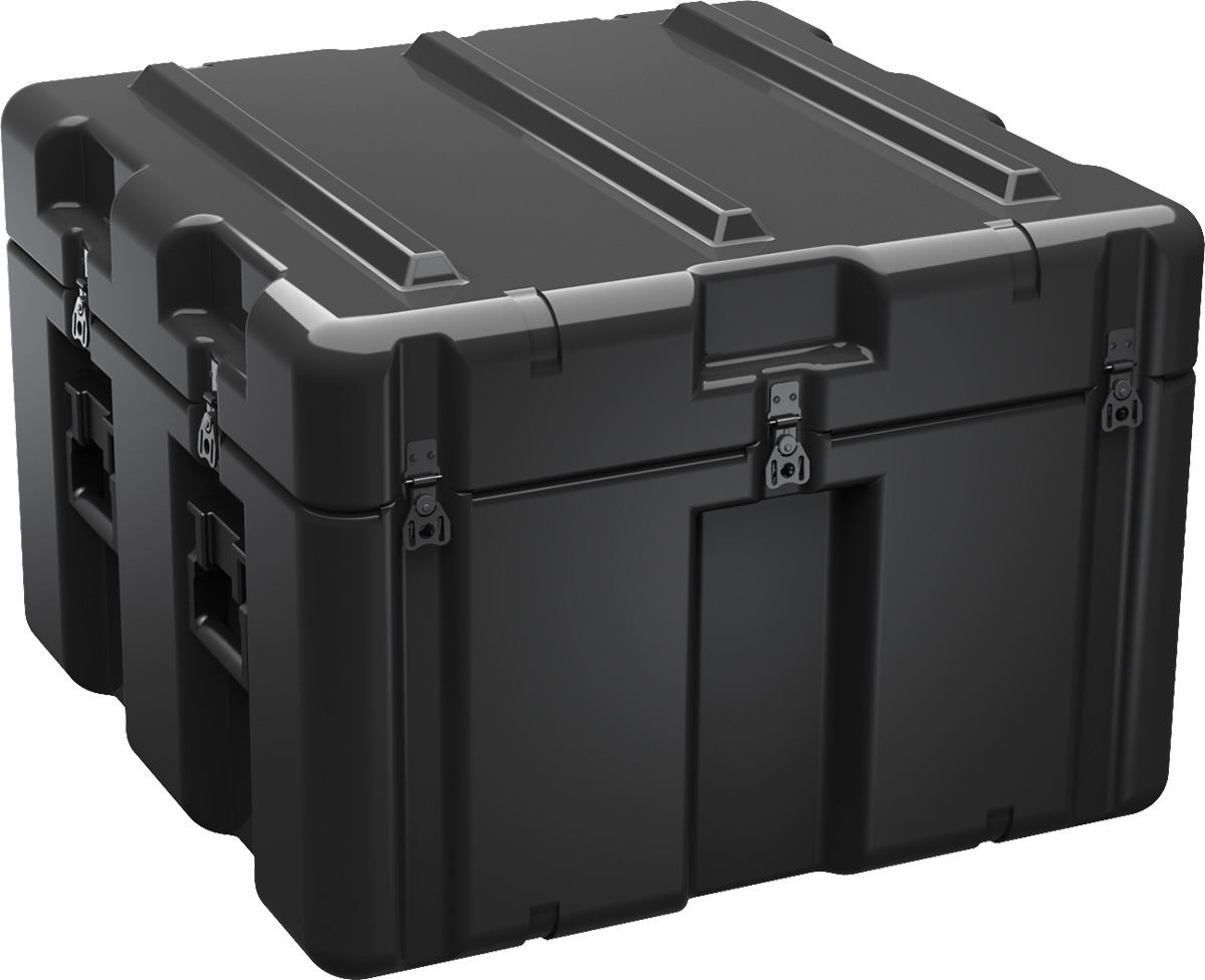 pelican al2727-1405 single lid case