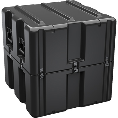 pelican al2727-1414 single lid case
