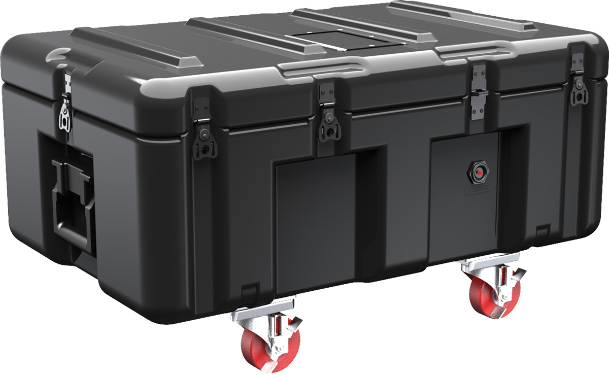 pelican al3018-0902 single lid case