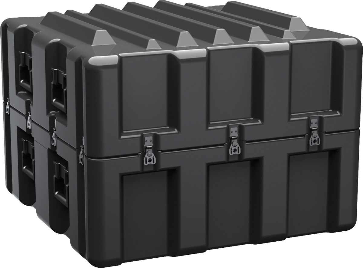 pelican al3232-1111 single lid case