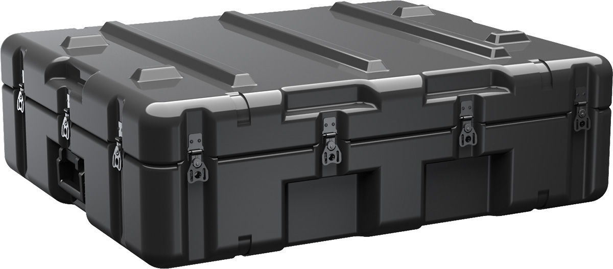 pelican al3428-0604 single lid case