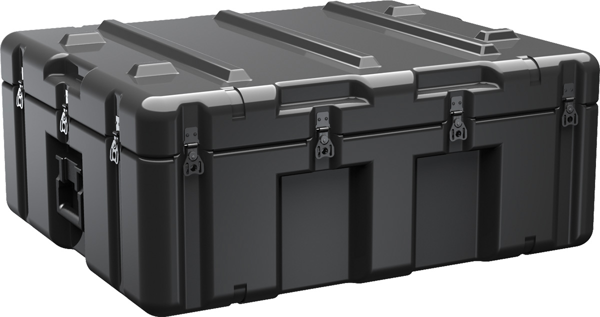 pelican peli products AL3428 1004 al3428 1004 single lid case