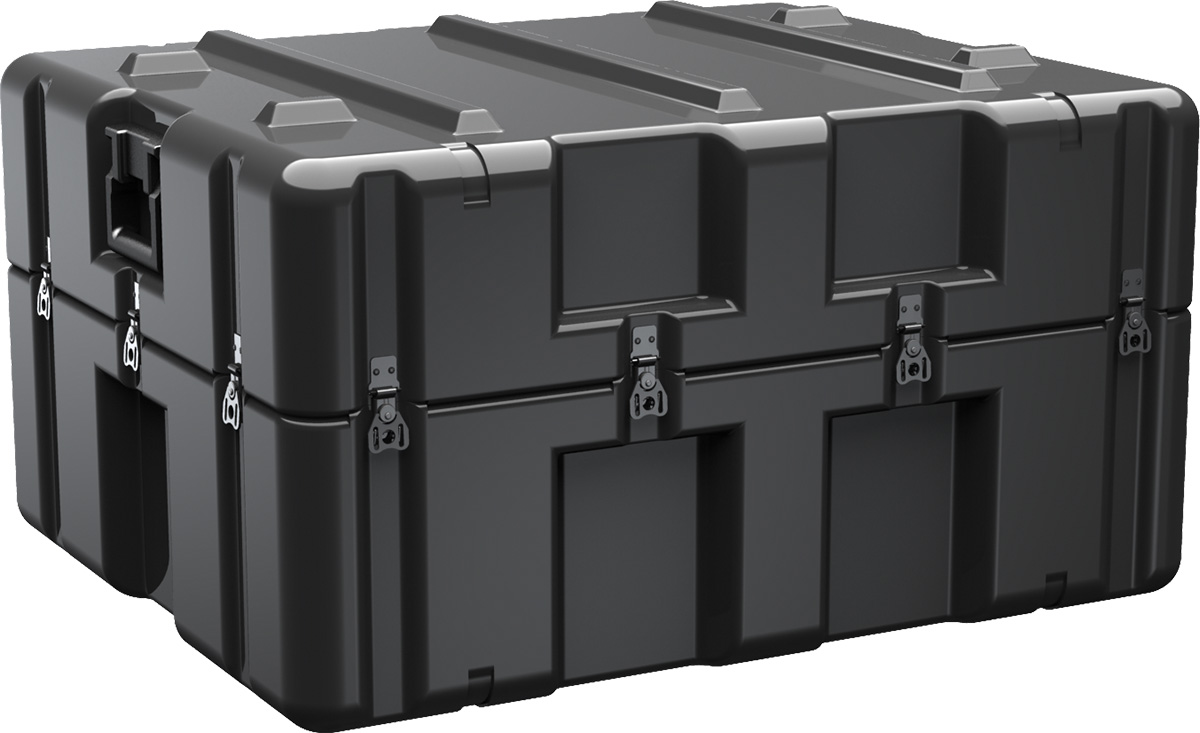 pelican al3428-1008ac single lid case