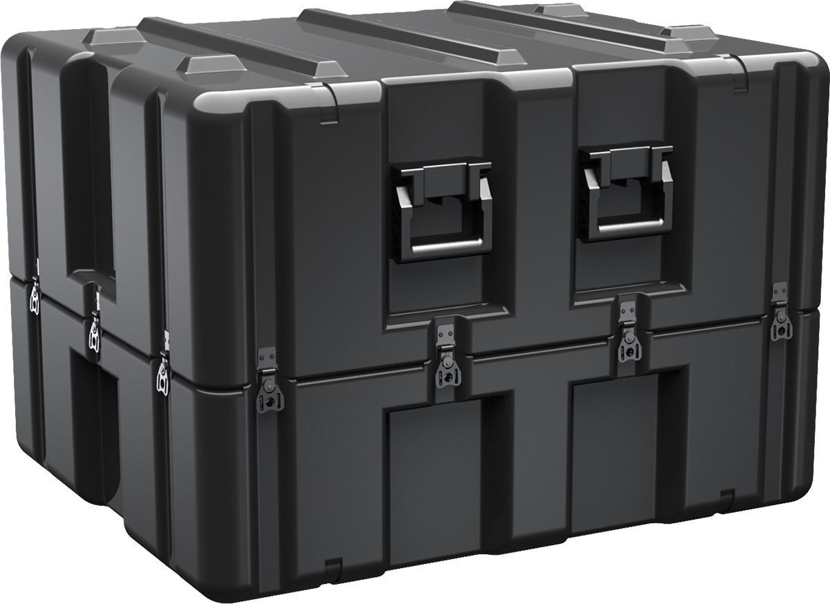 pelican al3428-1014 single lid case