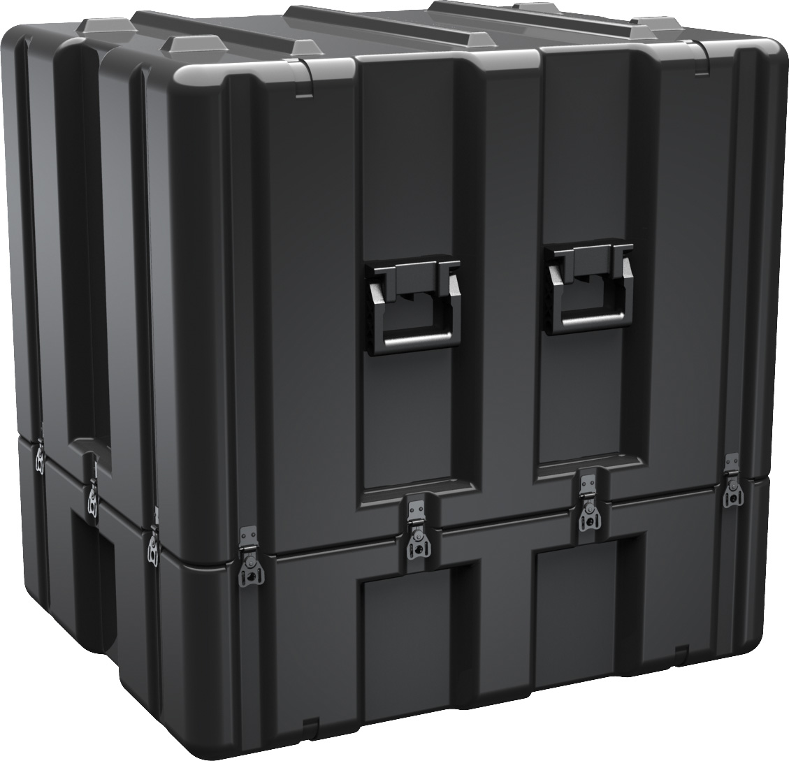 pelican al3428-1025 single lid case