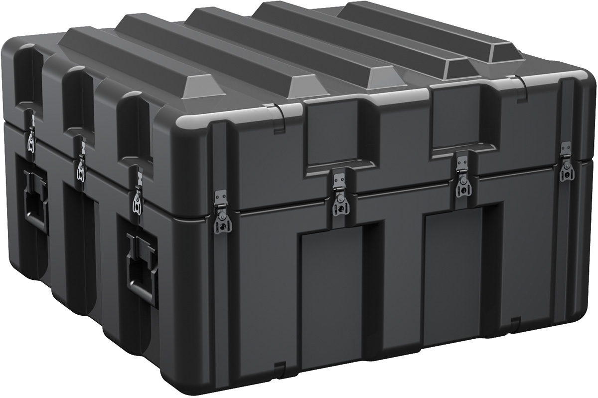 pelican al3434-1207 single lid case