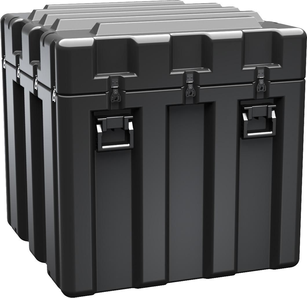 pelican al3434-2807 single lid case