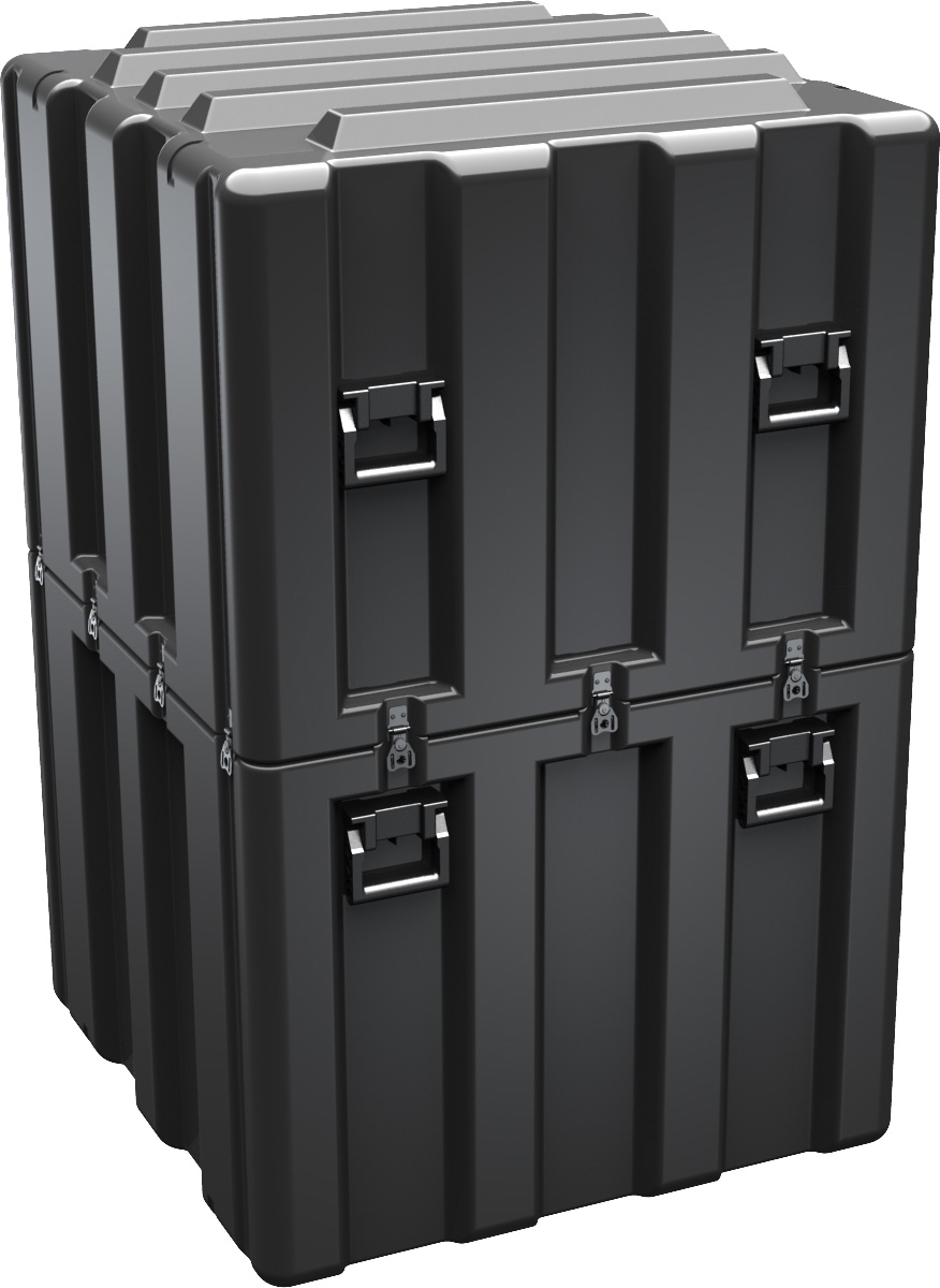 pelican al3434 2828 single lid case