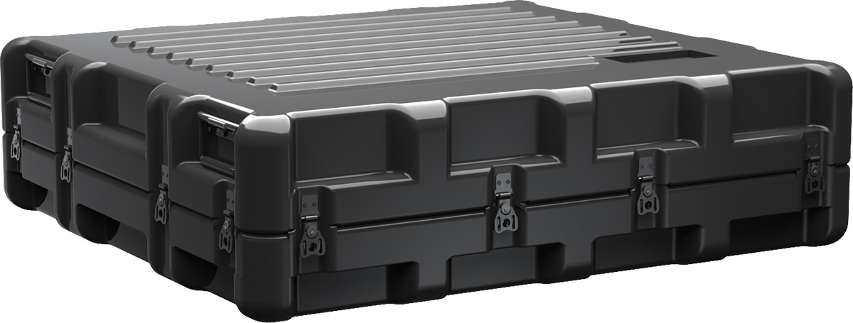 pelican al3633-0405 single lid case