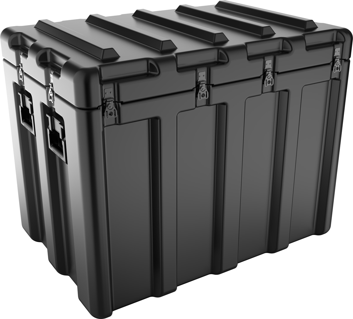 pelican al3825 2704 blk single lid case