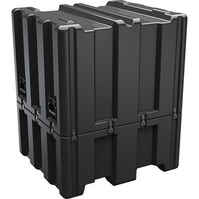 pelican al3834-1628 single lid case