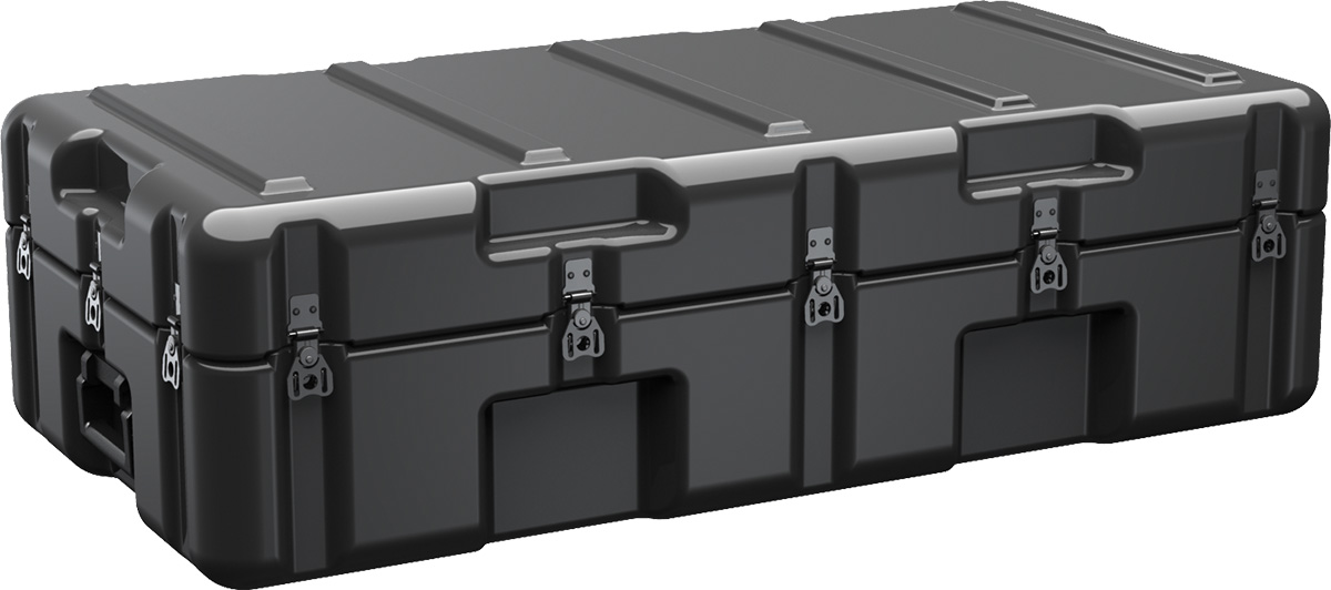 pelican al4119-0704 single lid case