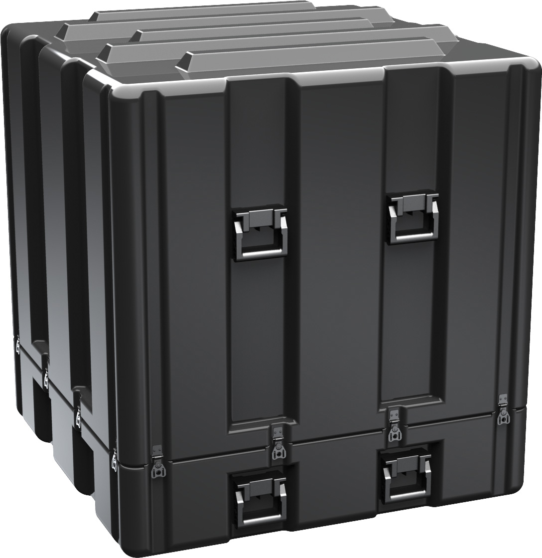 pelican al4141-0836 single lid case