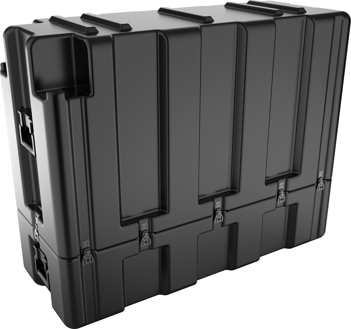 pelican al4416-1026 blk single lid case