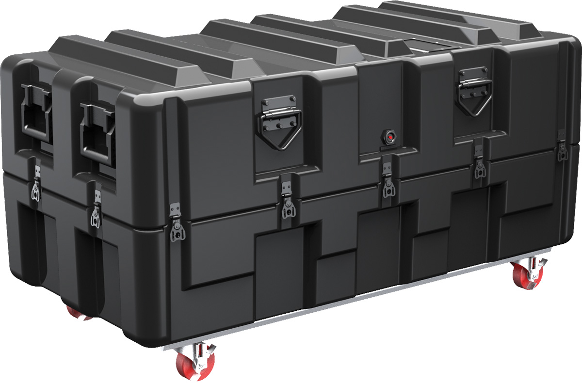 pelican al5023-0911 single lid case