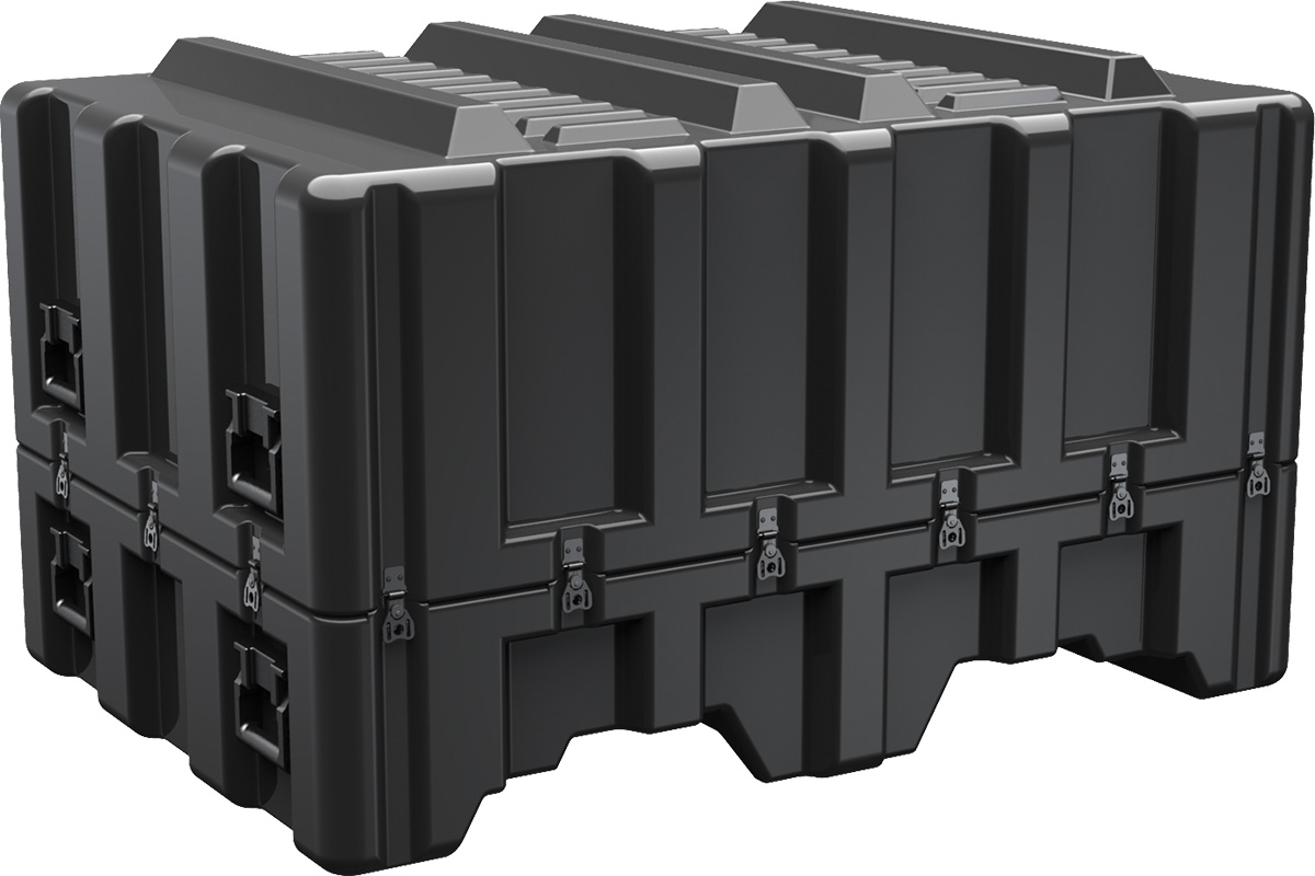 pelican al5135-0718 single lid case