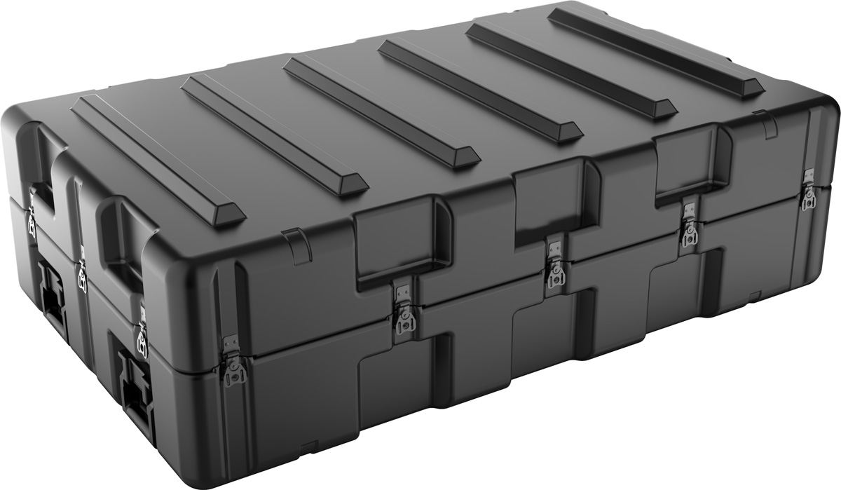 pelican al5231-0807 blk single lid case